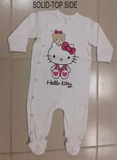 100% Cotton, Cotton/Ea, Interlock, New Born Baby To 2 Years