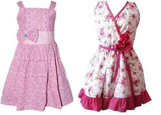 100% Cotton, Polyester/Cotton 50/50% & 65/35%, Knit-Jersey, Woven-Twill & Poplin, Age Group : 0-15 years