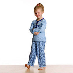 100% Cotton, cotton/Lycra (95/5), 0 - 8 years old