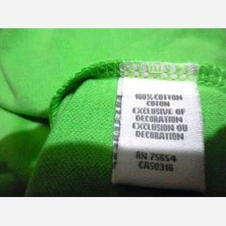 100% Cotton pique, S to XL