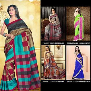 Bhagalpuri Silk, 6.30 Mtr