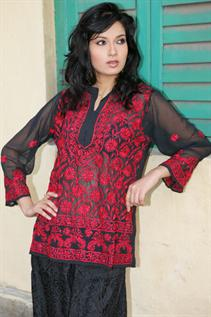 Cotton, Voile, Cambric, Poly Georgette, Poly Chiffon, Poly Crepe, Silk Georgette, Silk Crepe, Silk Chiffon, S-XXL