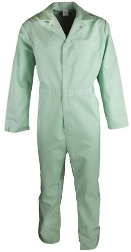 5001 Mechanic Coverall Pale Green