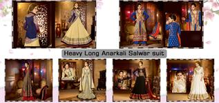 Wedding Bridal Anarkali Salwar Suits Online Shopping