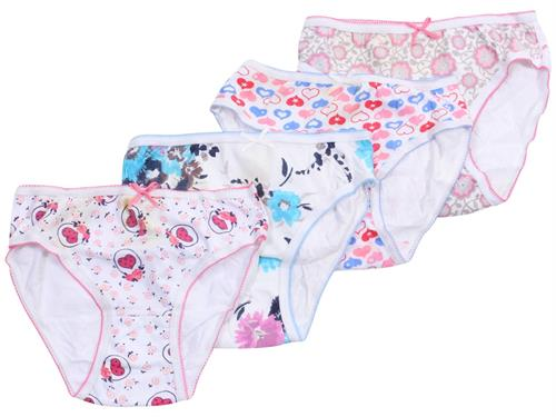 Ladies printed panties