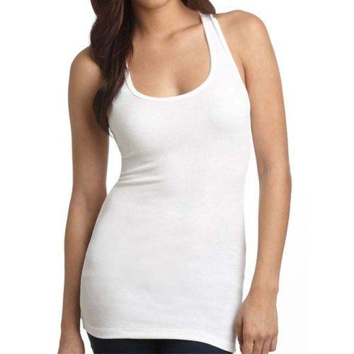 ladies cotton lycra tank top