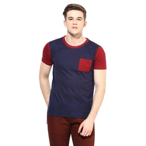 100% Cotton Round Neck T-Shirts