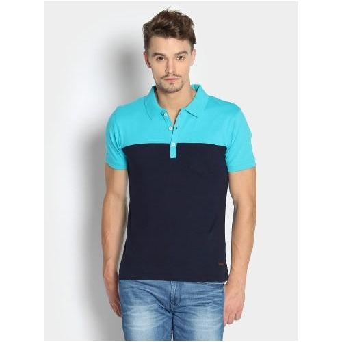 100% Cotton Knitted Polo T-Shirts