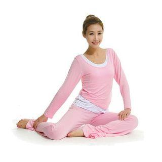 Women Knitted Yoga Wear