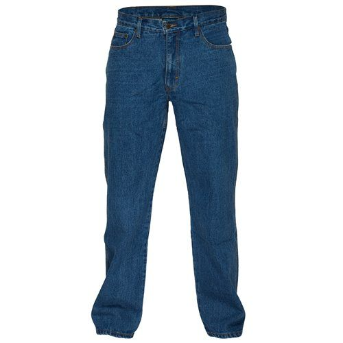 100% Cotton Denim Pants