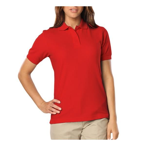 Women CVC Polo Shirt
