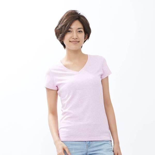 cotton t-shirt for ladies