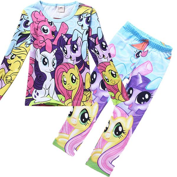 Children Night Suits with cartoon prints