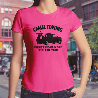 Ladies Knitted T-Shirt