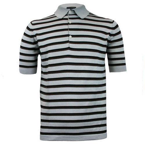 Men Polo Single Jersey T-Shirt