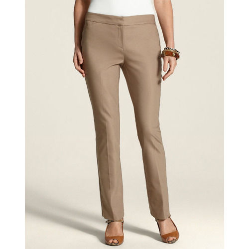 ladies cotton trouser