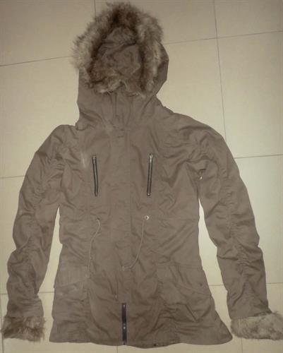 men hooded jacket