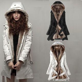 Fur Long Coats