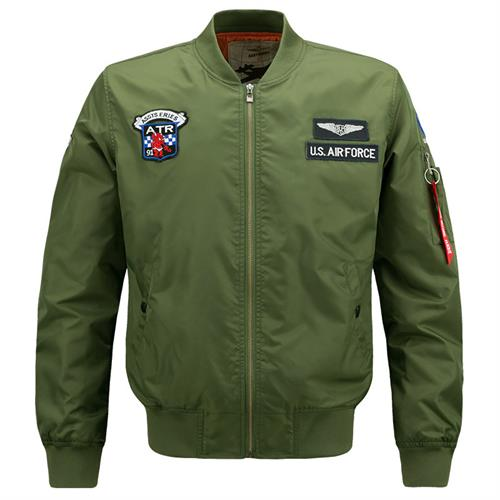 Mens Jacket with collar