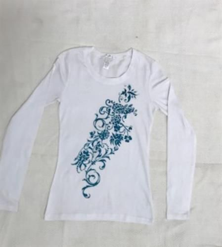 T-shirt-Womens Wear