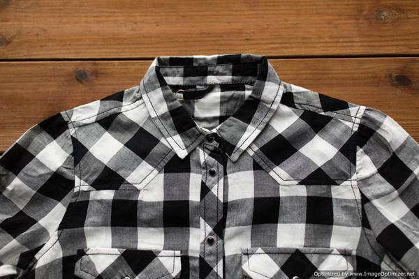 Cotton Checks Shirt