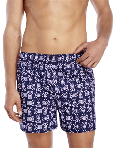 Men's Printed Shorts.