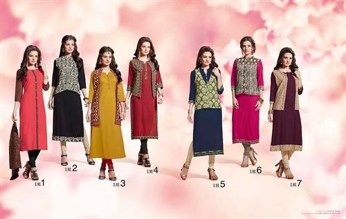Kurti-Women's Wear