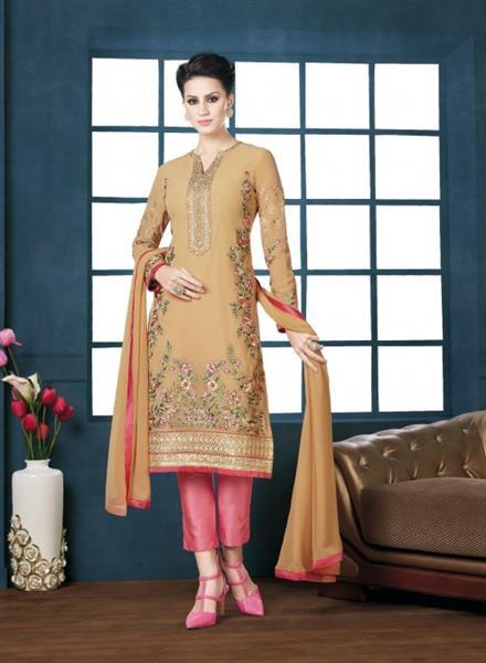 Anarkali Salwar Kameez Suppliers India