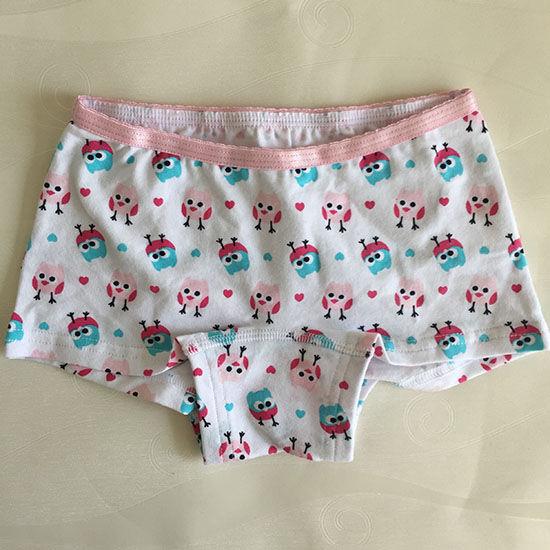 Kids Under Garments