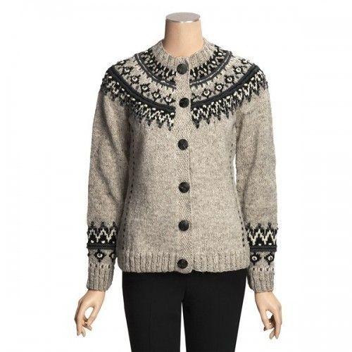Designer Printed Sweater