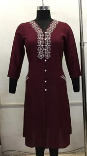 Center Cut Kurti