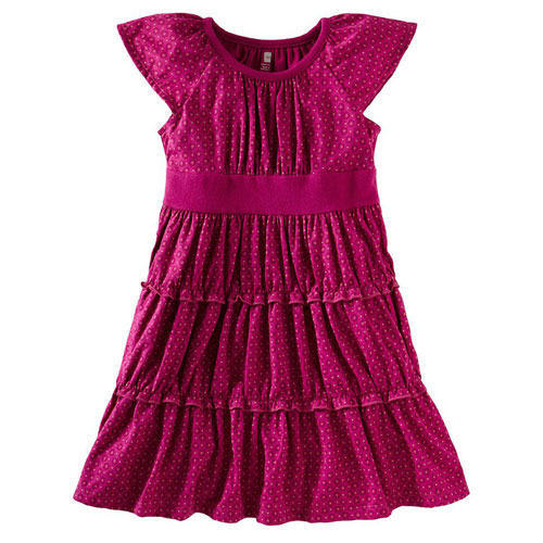 Girl's Casual Woven Dress