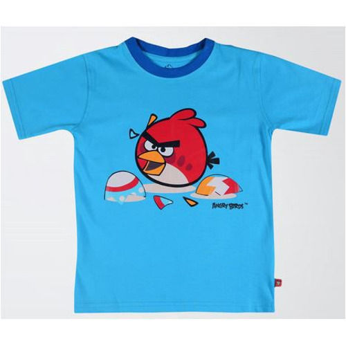 Kids V-Neck & Round Neck T-shirt