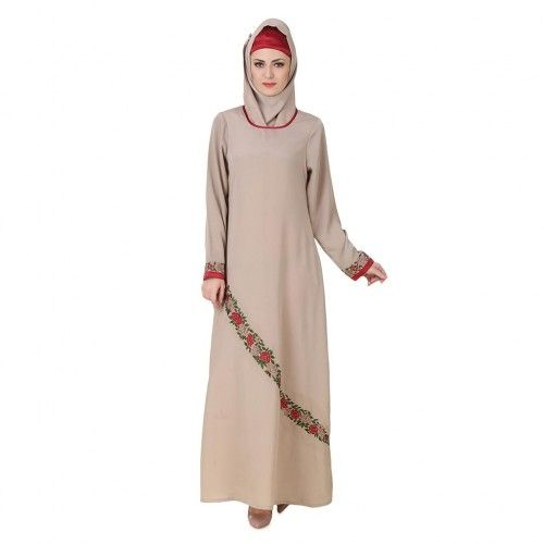 Women Customize Abaya