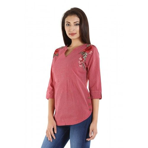 Ladies Rayon Tunic