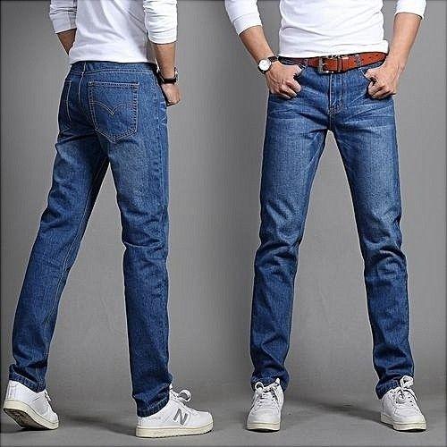 Men's Cotton Denim Jeans