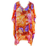 Ladies Floral Kaftan