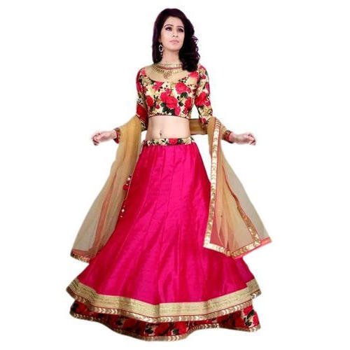 Ladies Trendy Lengha Choli