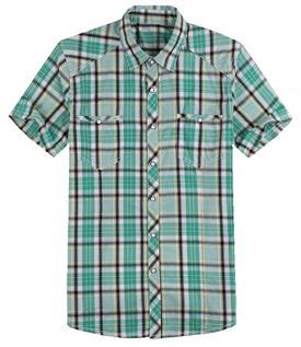 Men's Casual Cotton Shirt