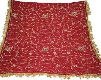 Turkish Style Bridal Dupatta Buyers - Wholesale