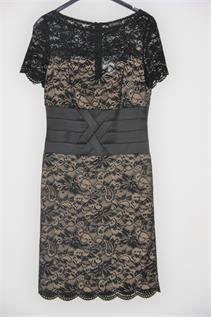 Nylon Evening Dress