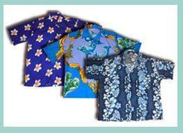Men's Beachwear Shirt