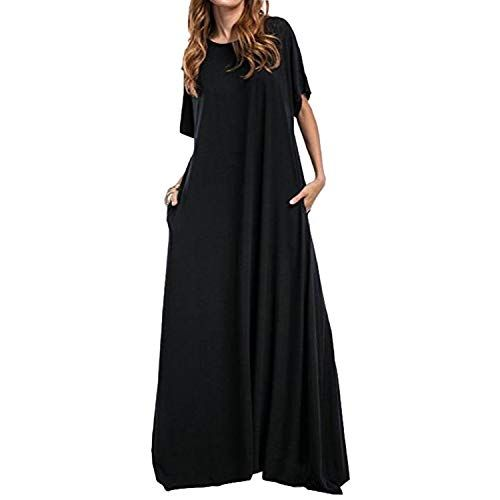 Ladies Black Kaftan