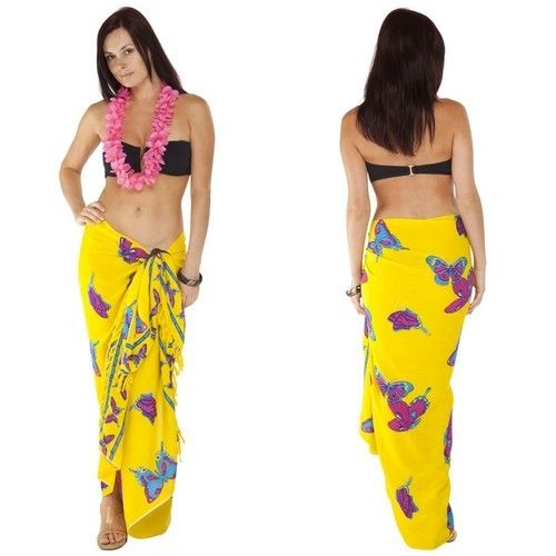 Ladies Printed Sarongs