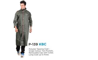 Men's Stylish Rain Wear