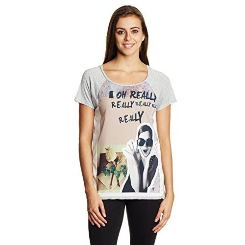 Ladies Printed T- Shirt
