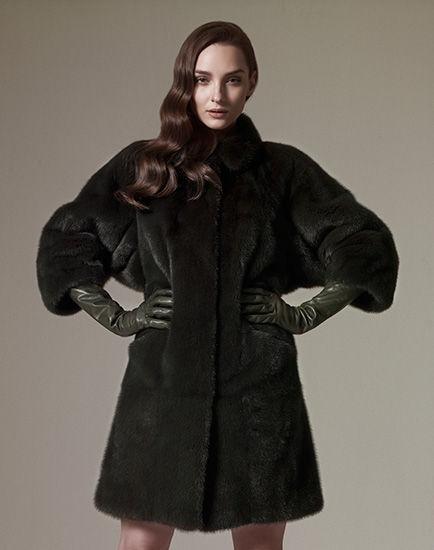Womens Fancy Fur Jackets