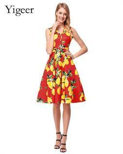 Ladies Sleeveless Dress