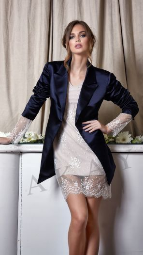 Partywear Coat For Womens