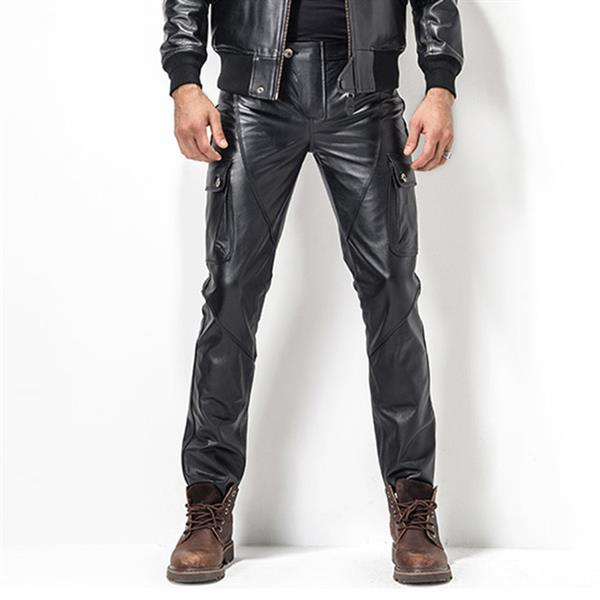 Leather Trousers For Men